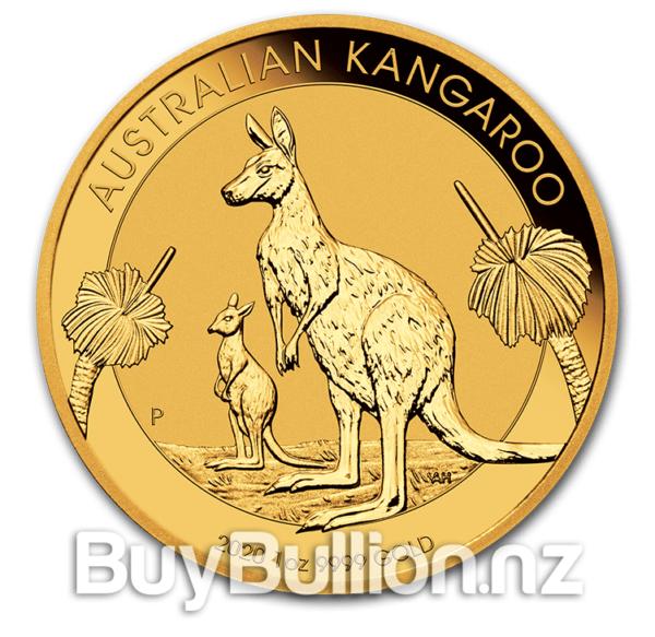 1oz-Gold-KangarooA