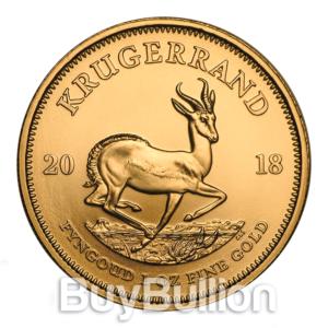 Gold-Kruggarand2018-A