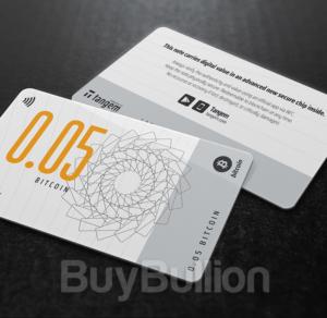 Tangem Note - 0.05 BTC