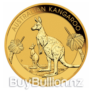 1/4oz-Gold-KangarooA