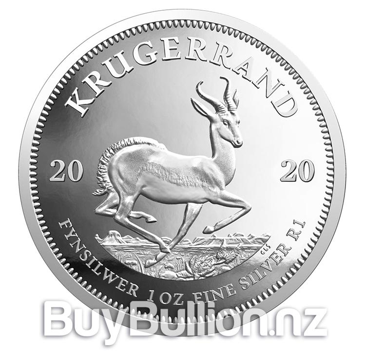 1oz-Silver-KrugerrandA