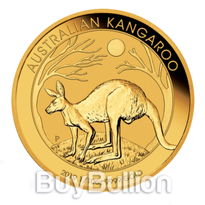 1/10 oz gold kangaroo 2019
