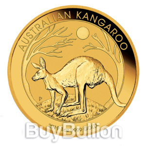 1 oz gold kangaroo 2019