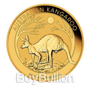 1/2 oz gold kangaroo 2019