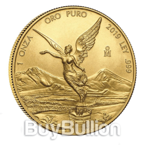 1 oz gold libertad 2019