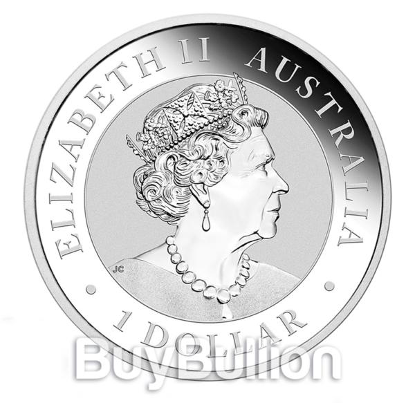 1 oz silver krugerrand coin