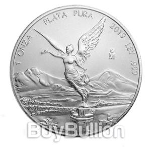 1 oz silver libertad
