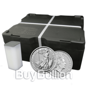 1 oz silver britannia monster box