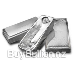 100 oz silver bar