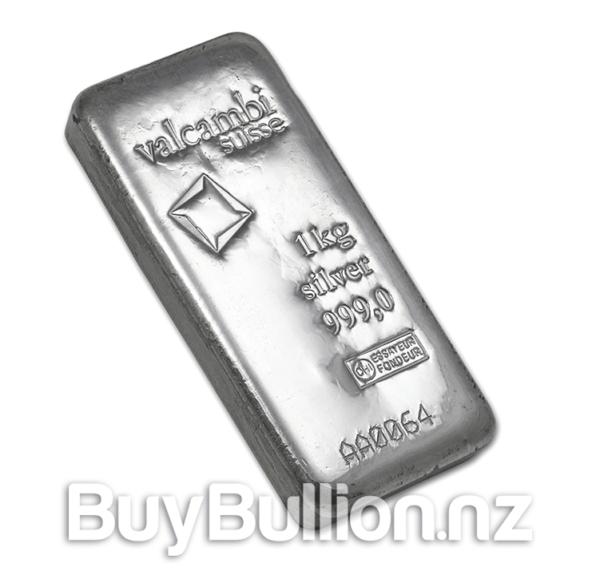 1kg-SilverBar-Valcambi-Cast