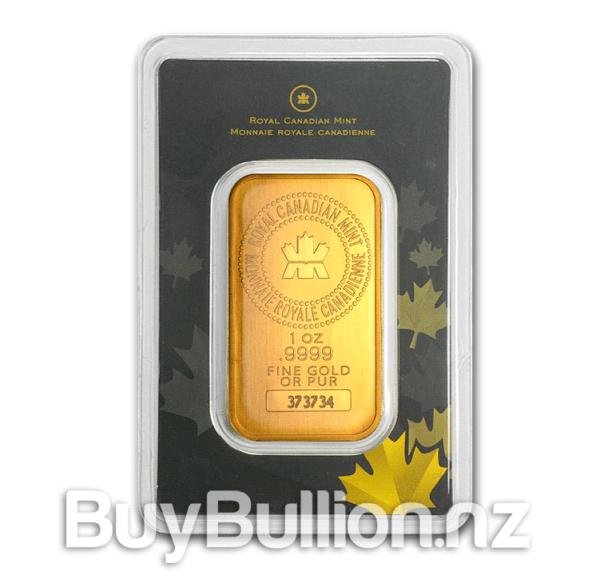 1oz-GoldBar-CanadianMint-AssayA