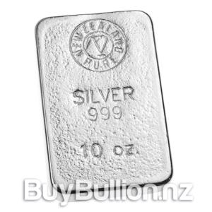 10oz-SilverBar-NZPure