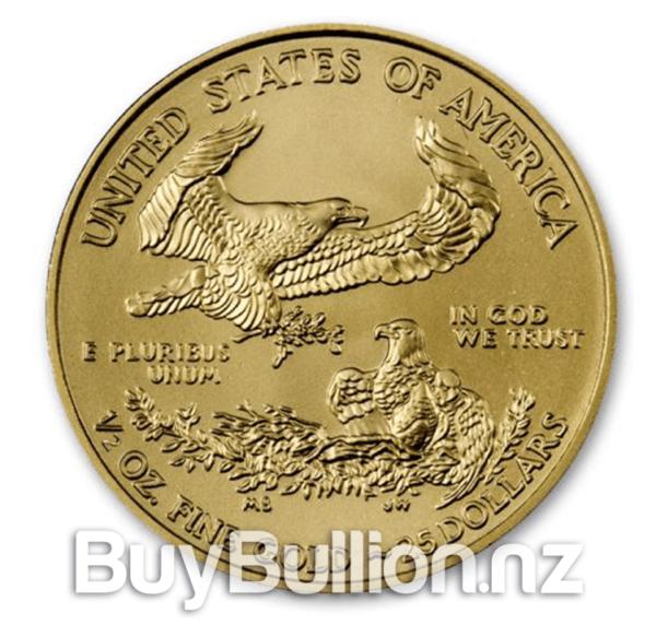 1/2oz-Gold-EagleA