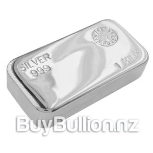 1kg-SilverBar-NZPure