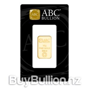 10 gram 99.99% gold bar