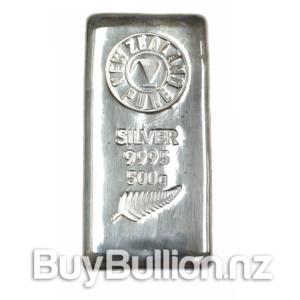 500gm-Silver-Bar-NZPure