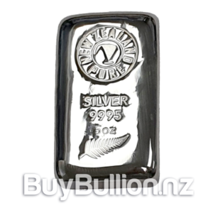 5 oz silver bar